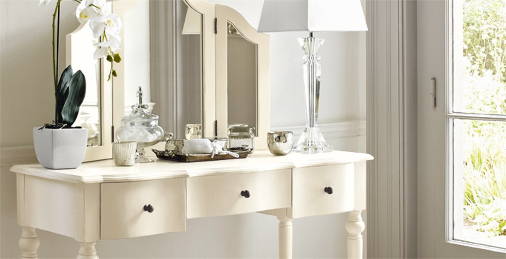 Amelia Dressing Table Stool
